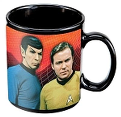 Click to get Star Trek Warp 12 oz Ceramic Mug