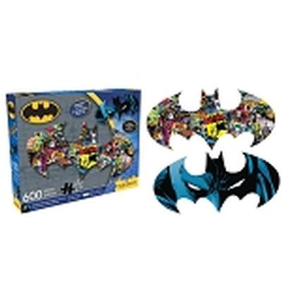 Click to get Batman 600 piece 2 Sided Die Cut Puzzle