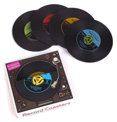 Click to get 45 Record Coasters