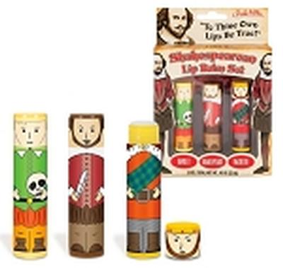 Click to get Shakespeare Lip Balm Set