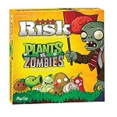 Click to get Plants Vs Zombies Risk Game