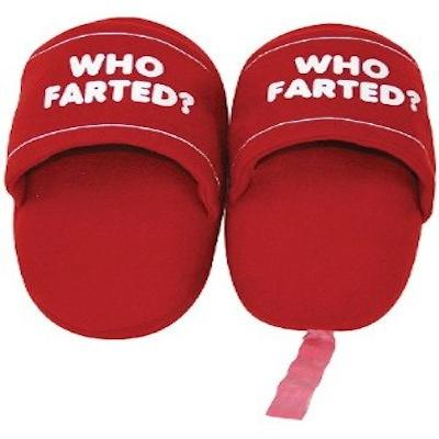 Click to get Who Farted Slippers