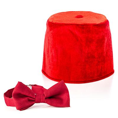 Click to get Doctor Who Fez and Bowtie Set