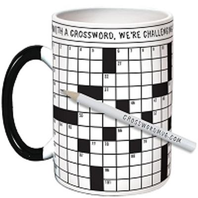 Click to get Crossword Puzzle Mug