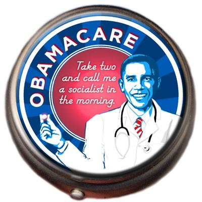 Click to get Obamacare Pill Box