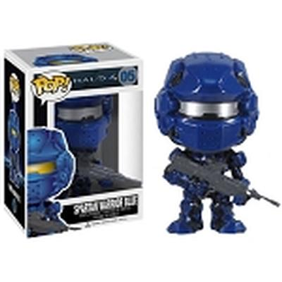 Click to get Pop Vinyl Figure Halo 4 Spartan Warrior Blue