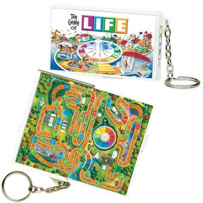 Click to get Life Game Keychain