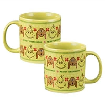 Click to get The Grinch Ugly Sweater Ceramic Mug