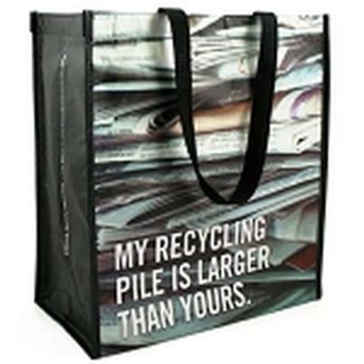 Click to get Reusable Shopping Bags My Recycling Pile