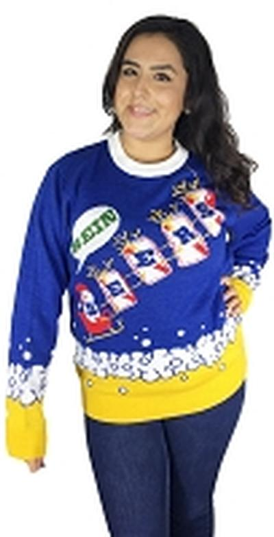 Click to get Ugly Christmas Sweater ReinBeers