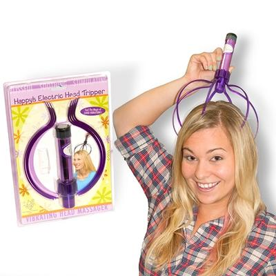 Click to get Happys Vibrating Head Massager