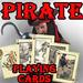 Pirates Playing Card Set
