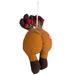 Reindeer Farting Butt Ornament
