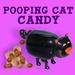 Trivk the Pooping Cat Candy Dispenser